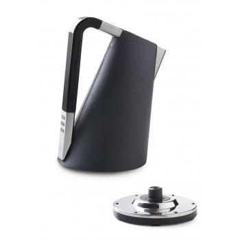 Czajnik elektryczny VERA w czarnej skórze