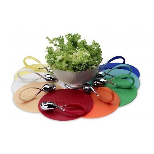 Primavera - Salaterka + zielona pokrywa/deska do krojenia