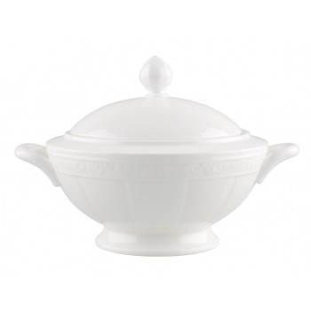 Villeroy & Boch - White Pearl - Waza na warzywa