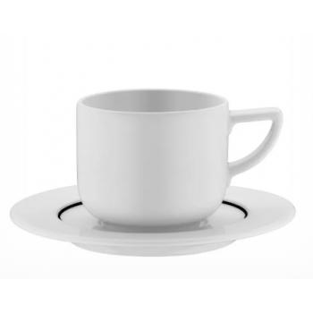 WMF-Michalsky-filiżanka do kawy lub herbaty ze spodkiem