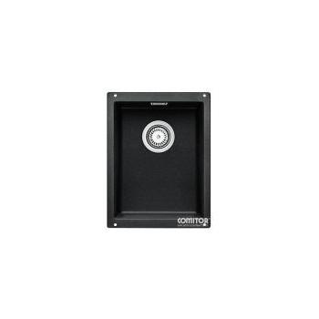 BLANCO SUBLINE 320-U antracyt z korkiem automatycznym