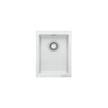 BLANCO SUBLINE 320-U biały a korkiem automatycznym