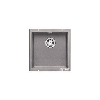 BLANCO SUBLINE 400-U alumetalic z korkiem automatycznym