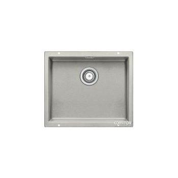 BLANCO SUBLINE 500-U perłowoszary z korkiem automatycznym