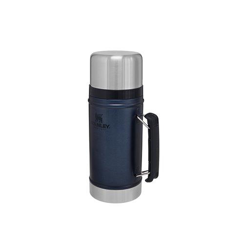 Termos obiadowy stalowy LEGENDARY CLASSIC - granatowy 0,94L / Stanley