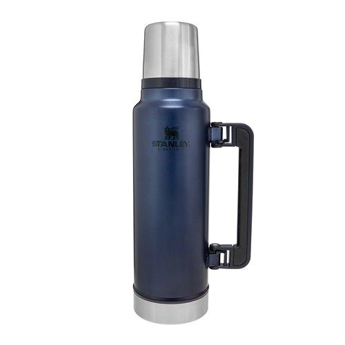 Termos stalowy LEGENDARY CLASSIC - granatowy 1,4L / Stanley