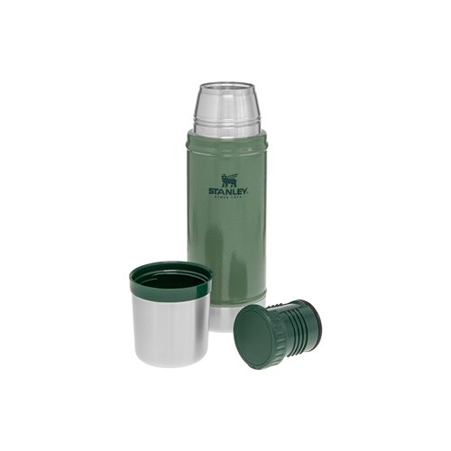 Termos stalowy LEGENDARY CLASSIC - zielony 0,47L / Stanley