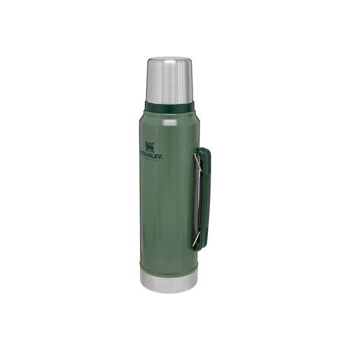 Termos stalowy LEGENDARY CLASSIC - zielony 1L / Stanley