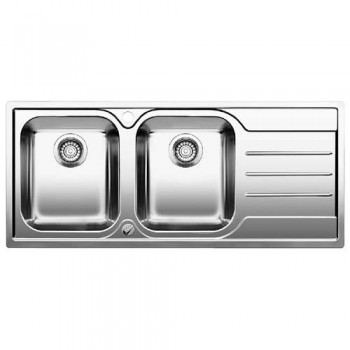 BLANCO MEDIAN 8 S-IF  bez korka automatycznego komora lewa