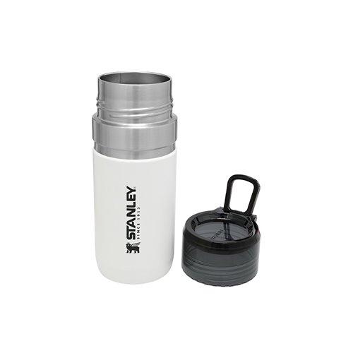 Butelka termiczna GO SERIES - biała 0,47L / Stanley