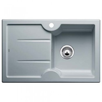 BLANCO IDESSA 45 S szarość aluminium komora prawa