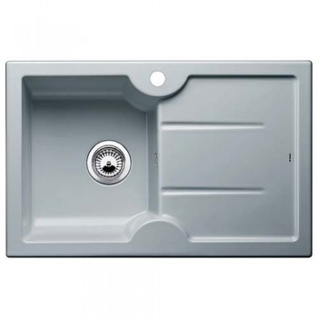 BLANCO IDESSA 45 S szarość aluminium komora lewa