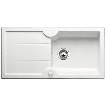BLANCO IDESSA XL 6 S biały mat z korkiem