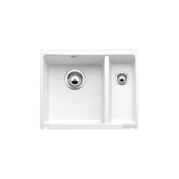 BLANCO SUBLINE 350/150-U biały połysk