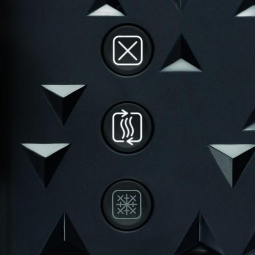 Morphy Richards - Prism - Toster czarny