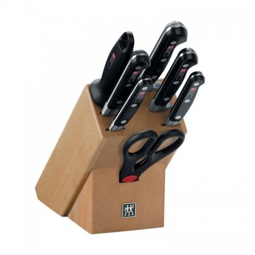 Zwilling - Professional S - Blok z nożami 7 elementów