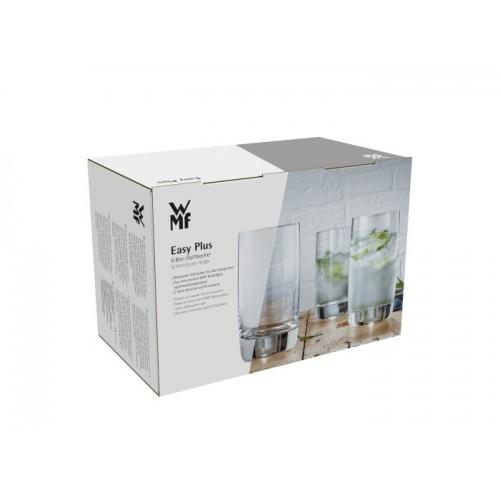 WMF - Zestaw 6 szklanek do soku/piwa, Easy