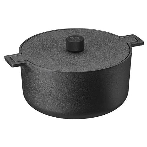 Naczynie/garnek do zapiekania z pokrywą 5 l, Noir