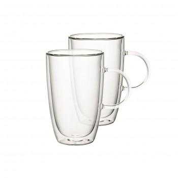 Villeroy & Boch - 2 kubki, filiżanki - Artesano Hot&Cold Beverages