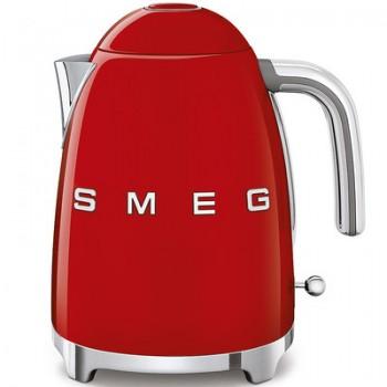SMEG - Czajnik elektryczny, czerwony KLF03RDEU