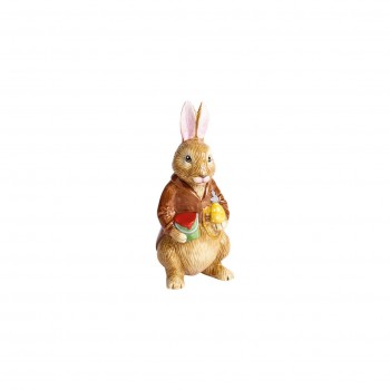 Villeroy & Boch - Dekoracyjny królik dziadek Hans - Bunny Tales