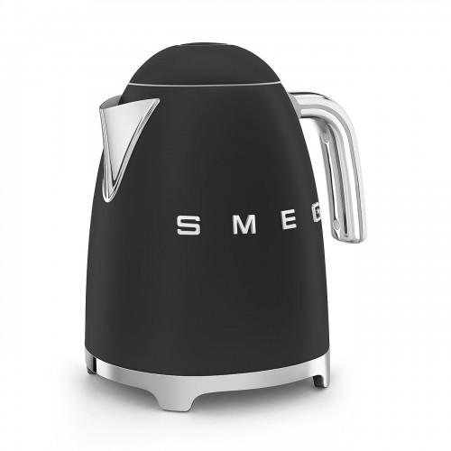 SMEG - Czajnik elektryczny, czarny mat, KLF03BLMUE