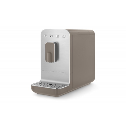 SMEG - Automatyczny ekspres do kawy BCC01TPMEU taupe