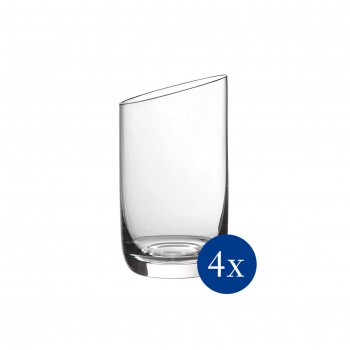 Villeroy & Boch - 4 szklanki do napojów 225ml - NewMoon