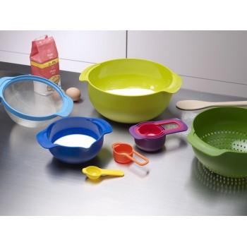 JJ - Zestaw przyrządów kuchennych NEST 9 PLUS