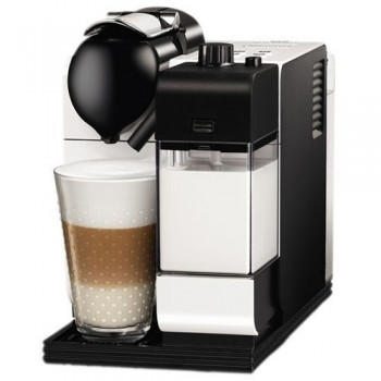 Nespresso Ekspres Lattissima Plus biały