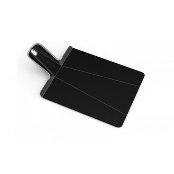 JJ - Deska składana CHOP 2 POT, mała, czarna