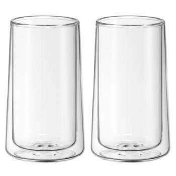 WMF - Zestaw 2 szklanek z podwójnymi ściankami 0.27 l