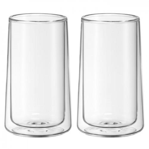 WMF - Zestaw 2 szklanek z podwójnymi ściankami