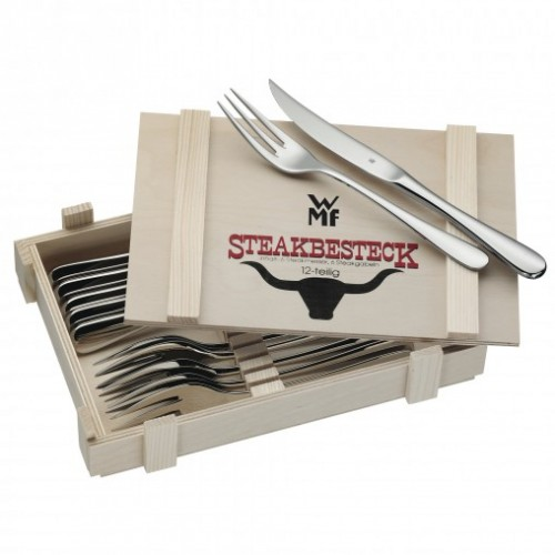 WMF - Zestaw sztućców do steków