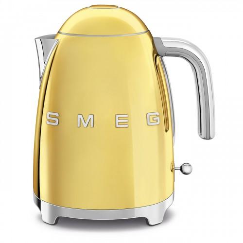 SMEG - Czajnik elektryczny, KLF03GOEU, złoty