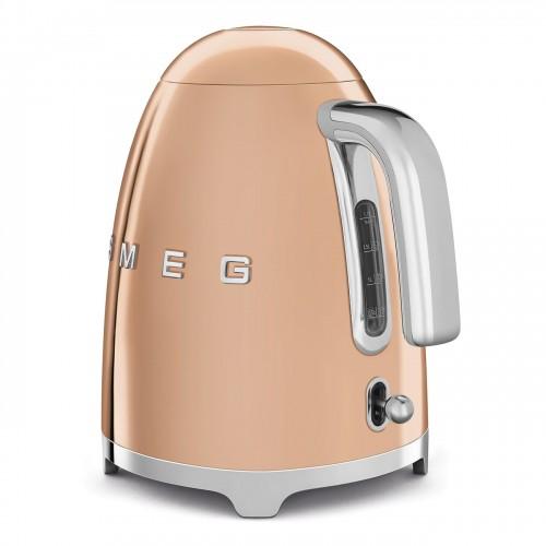SMEG - Czajnik elektryczny, KLF03RGEU, różowe złoto