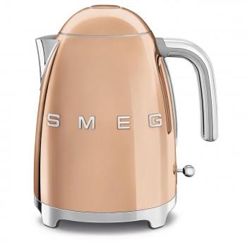 Oferta VIP - SMEG - Czajnik elektryczny, KLF03RGEU, różowe złoto