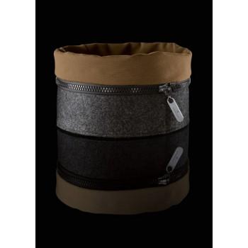 BLANCO SUBLINE 700-U Level kawowy z akcesoriami