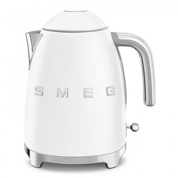 SMEG - Czajnik elektryczny 1,7 l. , biały mat KLF03WHMEU