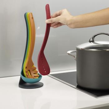 JJ - Zestaw narzędzi kuchennych NEST multikolor