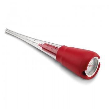 JJ - Termometr z pipetą do polewania mięs