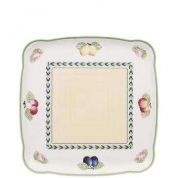 Villeroy & Boch - Kwadratowy półmisek do serwowania 30cm - French Garden Fleurence